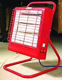 RedRad Ceramic 2.8kw – 230/240V Portable Quartz Halogen Ceramic Heater