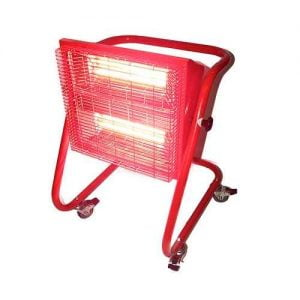 RedRad 3kw 230/240V Swivel Head